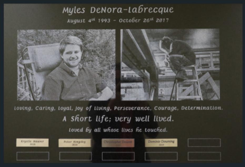 Myles-Denora-Labrecque-Award